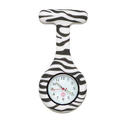 Zebra nurse watch