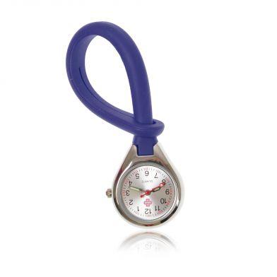 Color4care® Nurse watch Loop, darkblue