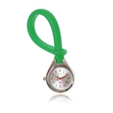 Color4care® Nurse watch Loop, darkgreen