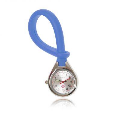 Color4care® Nurse watch Loop, lightblue