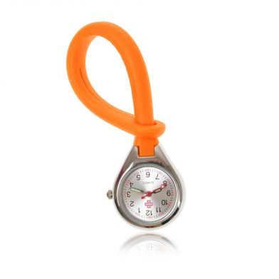 Color4care® Nurse watch Loop, orange