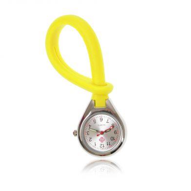 Color4care® Nurse watch Loop, yellow