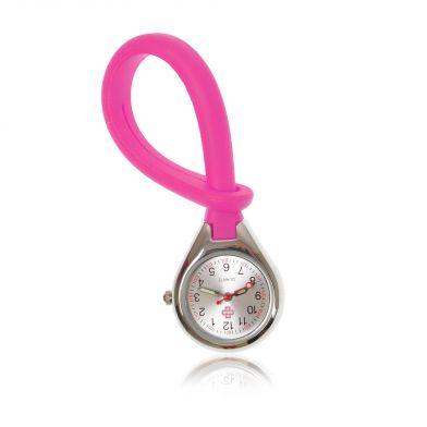 Color4care® Nurse watch Loop, pink