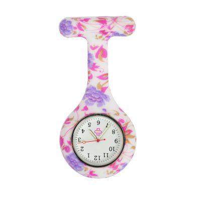 Summer nurse watch, purple