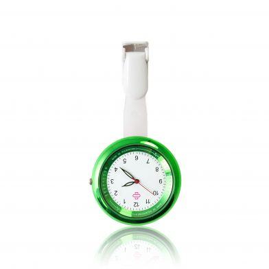 Infinity, Green nurse fob watch