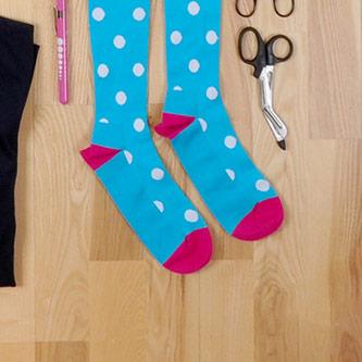 Pen lights, TED stockings, bandage scissors ...